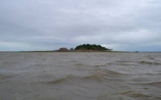 Озеро Болонь — место для рыбака