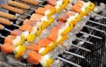 Шашлык из налима — рыбные рецепты