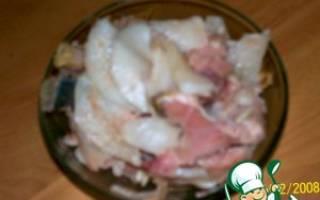 Чехонь «Исландская» — рыбные рецепты