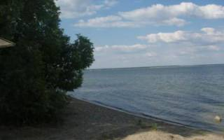 Калды озеро — место для рыбака