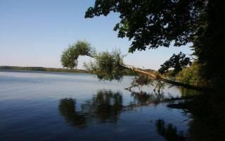 Виштынецкое озеро — место для рыбака