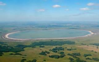 Убинское озеро — место для рыбака