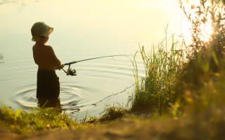 Акишма — место для рыбака
