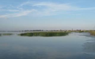 Агашкуль озеро — место для рыбака