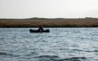 Успеновское озеро — место для рыбака