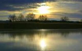 Озеро Светлая жизнь — место для рыбака
