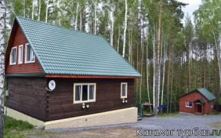 База отдыха «Сибирский двор» — платные водоемы