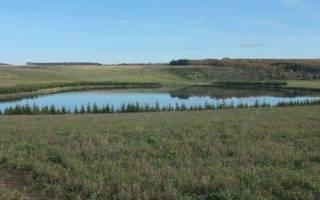 Кюльхири озеро — место для рыбака