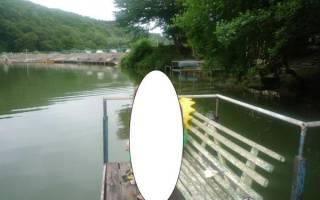Серебры озеро — место для рыбака