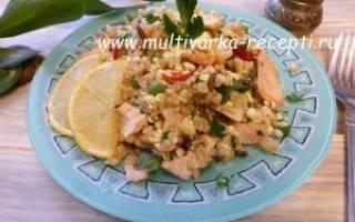 Кеджери (рис с копчёной рыбой) — рыбные рецепты
