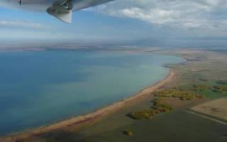 Сартлан озеро — место для рыбака