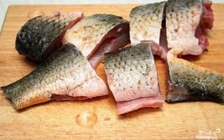 Карп по-старорусски — рыбные рецепты