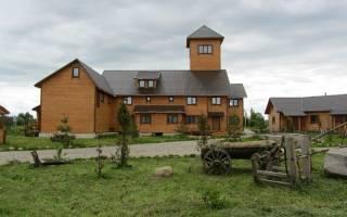 База отдыха «Чудной двор» — описание и отзывы