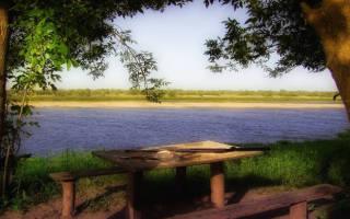 Большое Яшалтинское озеро — место для рыбака