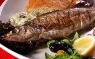 Судак на гриле — рыбные рецепты
