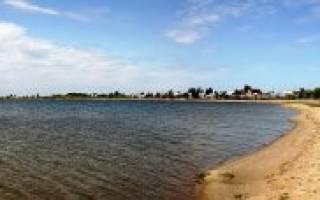 Подовинное озеро — место для рыбака