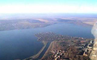 Беловское водохранилище — место для рыбака