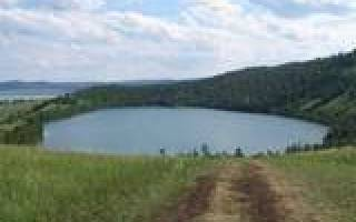 Круглое озеро (Челябинская область) — место для рыбака
