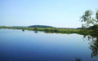 Мартыново озеро
