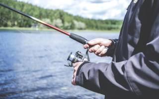 Мёша — место для рыбака