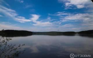 Малый Сункуль озеро — место для рыбака