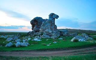 Ток (Оренбургская область) — место для рыбака