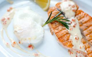 Отварная рыба под белым соусом — рыбные рецепты