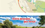 Озеро Кривое под Краснозерском — платные водоемы