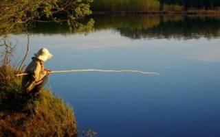 Пустое озеро (Челябинская область) — место для рыбака