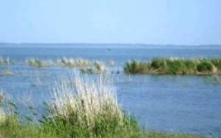 Картабыз озеро — место для рыбака