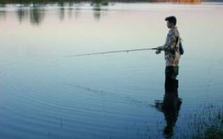 Рыбалка в Смоленской области с Алексеем Быченковым