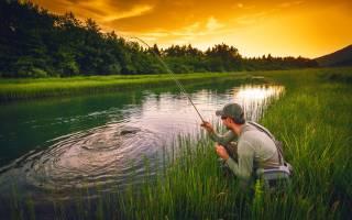 Катав — место для рыбака