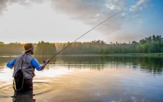Иркутское водохранилище — место для рыбака
