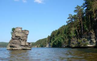 Иткуль озеро (Челябинская область) — место для рыбака
