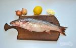 Пеленгас, приготовленный на углях — рыбные рецепты