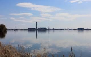 Большое Орлово озеро — место для рыбака