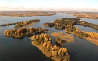 Валдайское озеро — место для рыбака