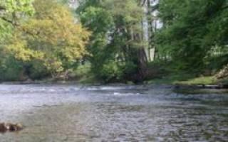 Озеро Войхра — место для рыбака