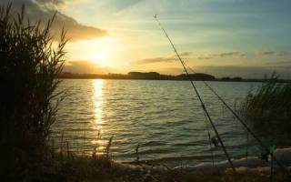 Буранное озеро — место для рыбака