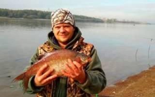 Вагай — место для рыбака