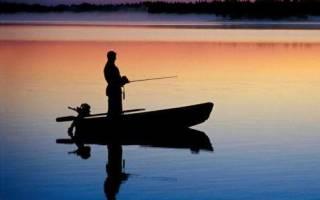 Шайтан-озеро (Томская область) — место для рыбака