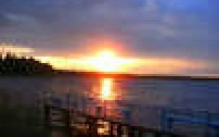 Белое озеро (Ульяновская область) — место для рыбака