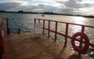 База отдыха «Озёрный рай» — описание и отзывы