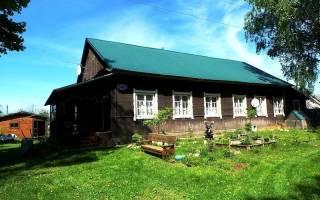 Дом охотника «Бобровец» — описание и отзывы