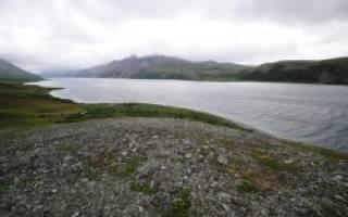 Озеро Большое Щучье (Ямало-Ненецкий АО) — место для рыбака