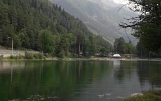 Кара-Кель озеро — место для рыбака