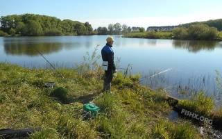 Ола — место для рыбака