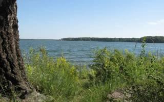 Тептярги озеро — место для рыбака
