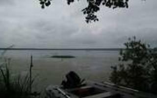 Тросна — место для рыбака