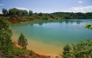 Апрелька озеро — место для рыбака
